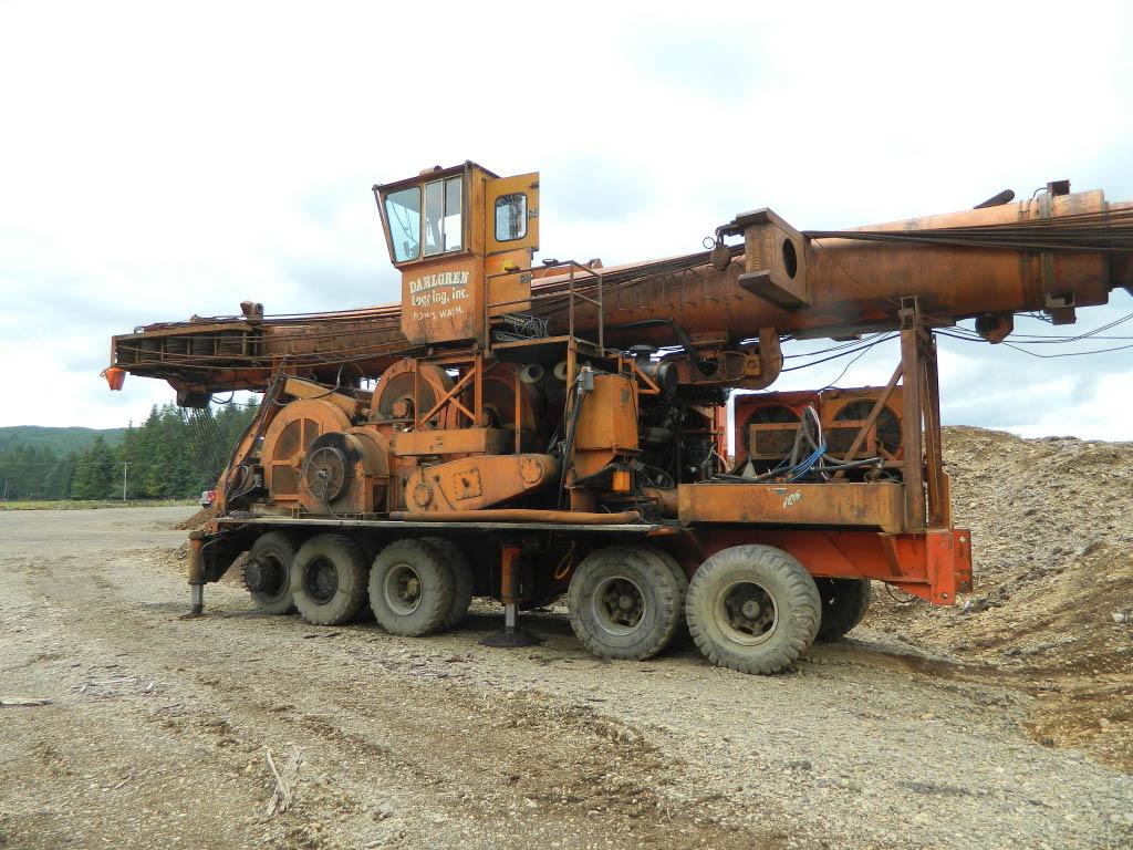 Pacific Power Group - Dalgren Logger Repower