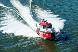 Portland Fireboat- Pacific Power Group
