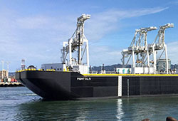 harley marine barge - Pacific Power Group