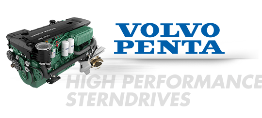 High Performance Sterndrive - Pacific Power Group