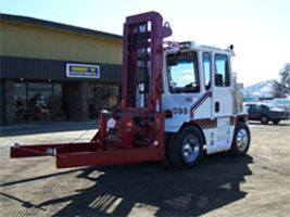 Fork Lift - Pacific Power Group