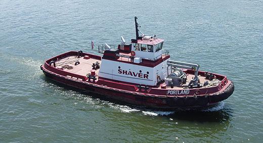 Shaver Portland