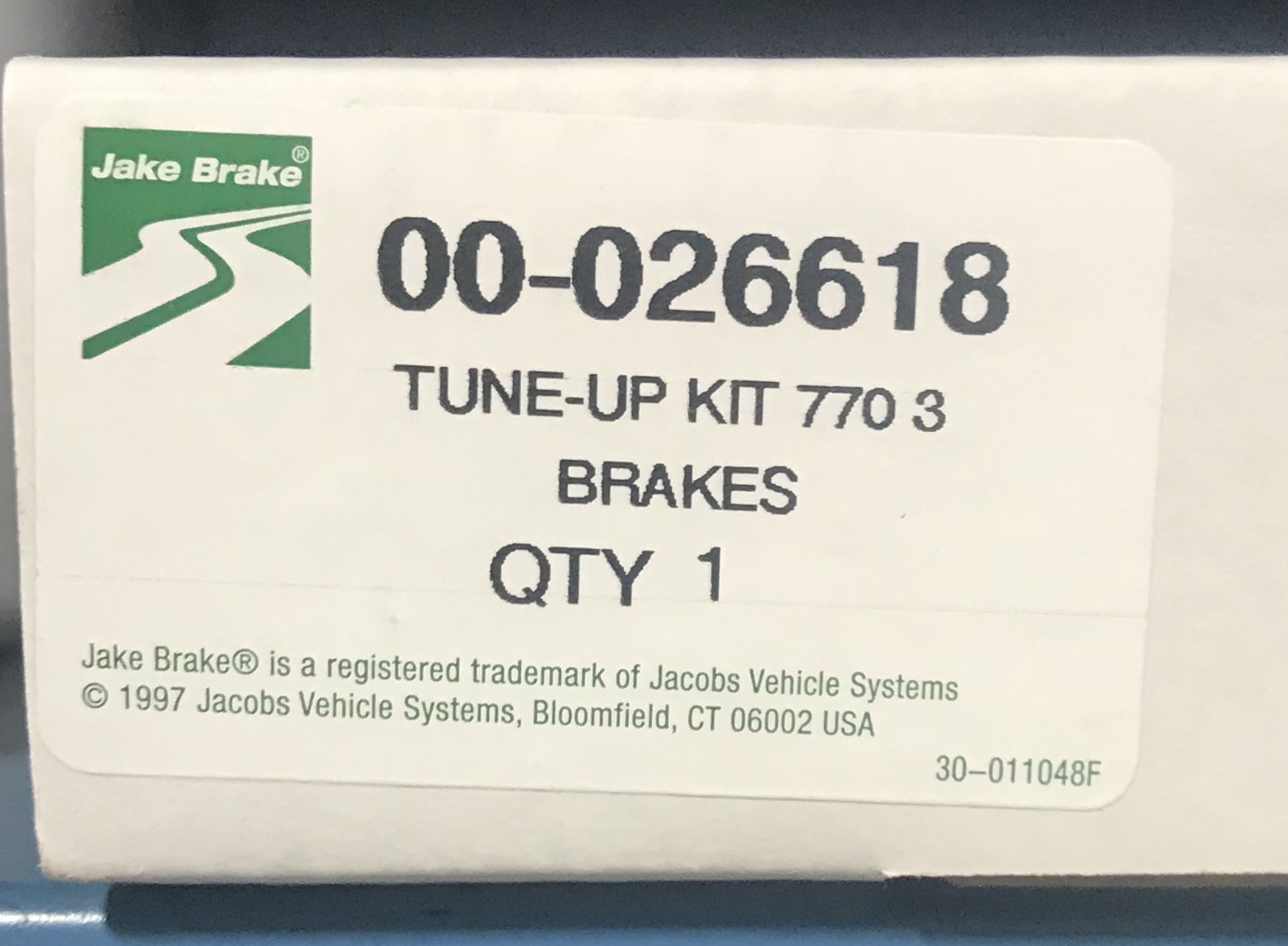 DDE 26618 - TUNE UP KIT