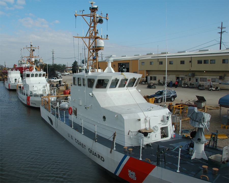 Marine Team Hits Milestone With 100th Engine Overhaul For U.S. Coast Guard