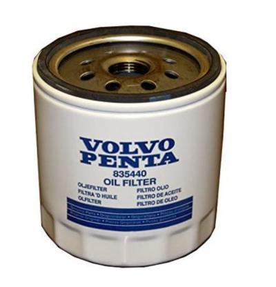 volvo penta oil filter 835440