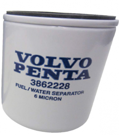 3862228 - VOLVO PENTA SPIN-ON OIL FILTER AND WATER SEPARATOR