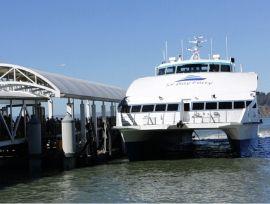 Mavrik Marine Selects MTU Engines for New Ferry
