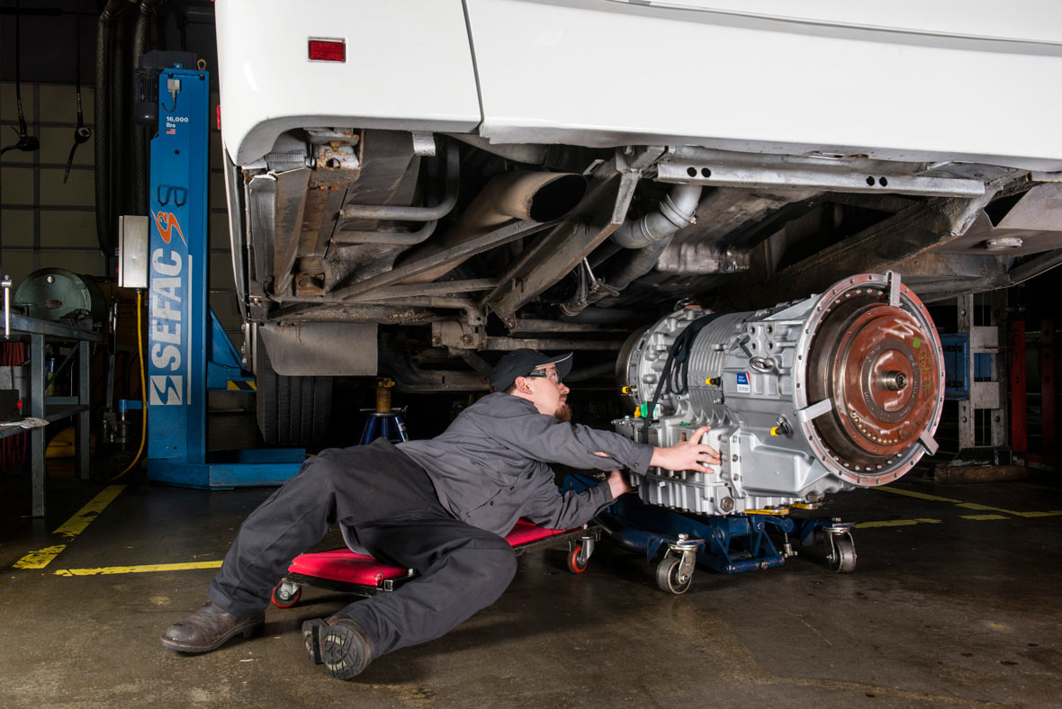 Allison Transmission Service and Support